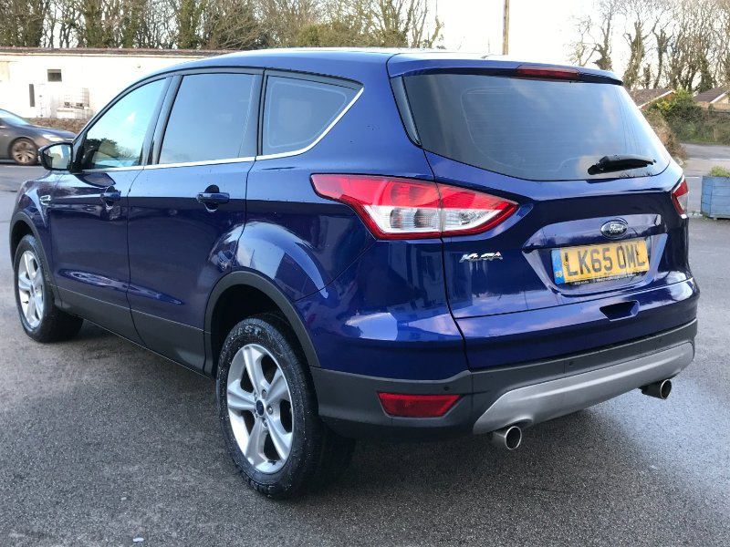Used 2015 Ford Kuga 2.0 TDCi 150 Zetec 5dr 2WD for sale in ...